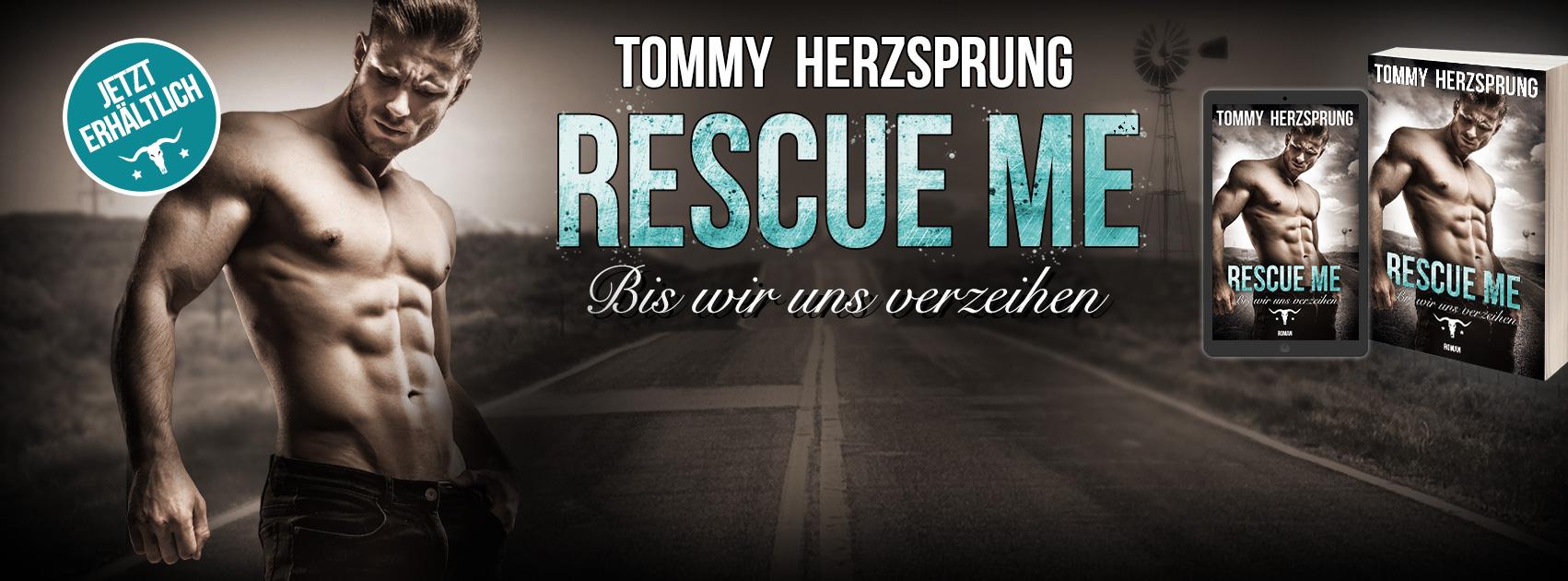 Tommy_Rescue_me_Titelbild