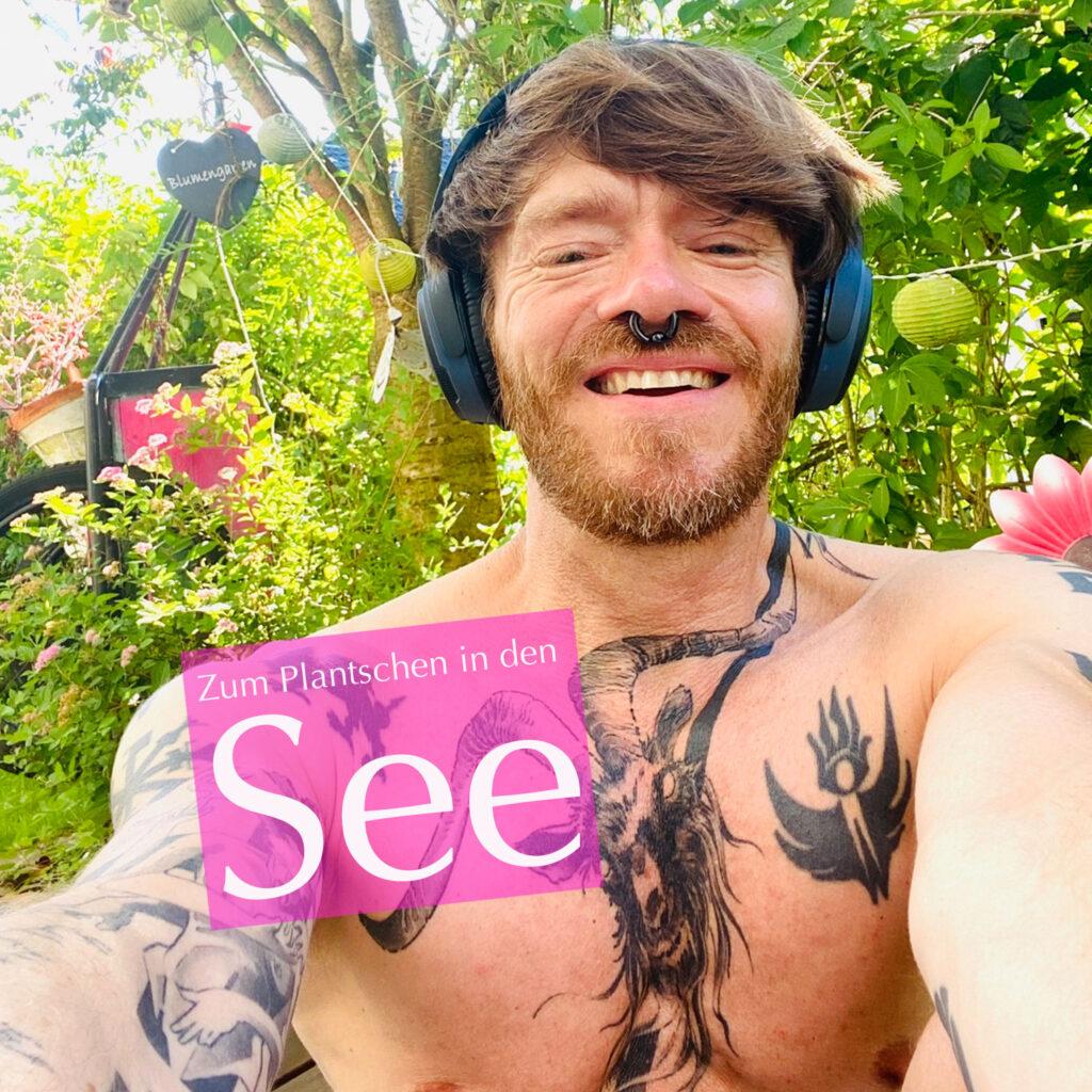 Cruising und schwuler Sex am See - Tommy Herzsprung